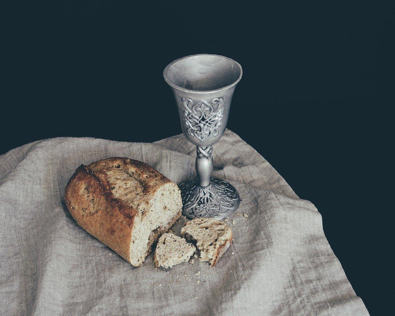 bread, communion, eucharist